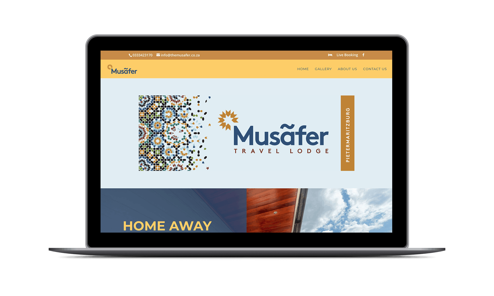 Project for The Musafer Travel Lodge by DEZIGN-IT