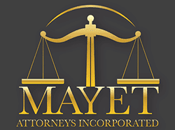 Mayet Attorneys Incorporated project by DEZIGN-IT