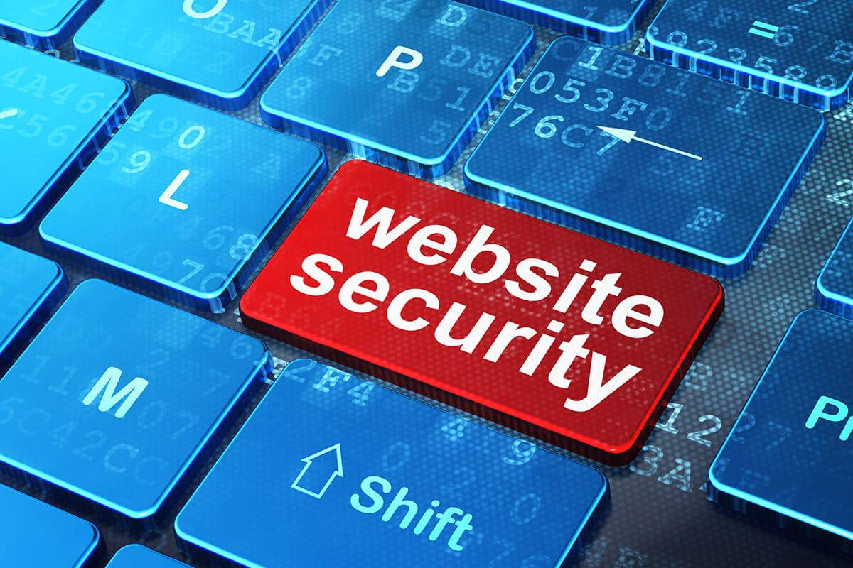 Website Security and Maintenance Service provided by DEZIGN-IT