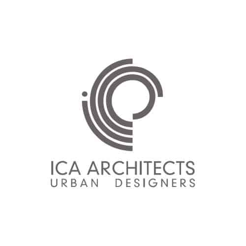 Web Design for ICA Architects by DEZIGN-IT