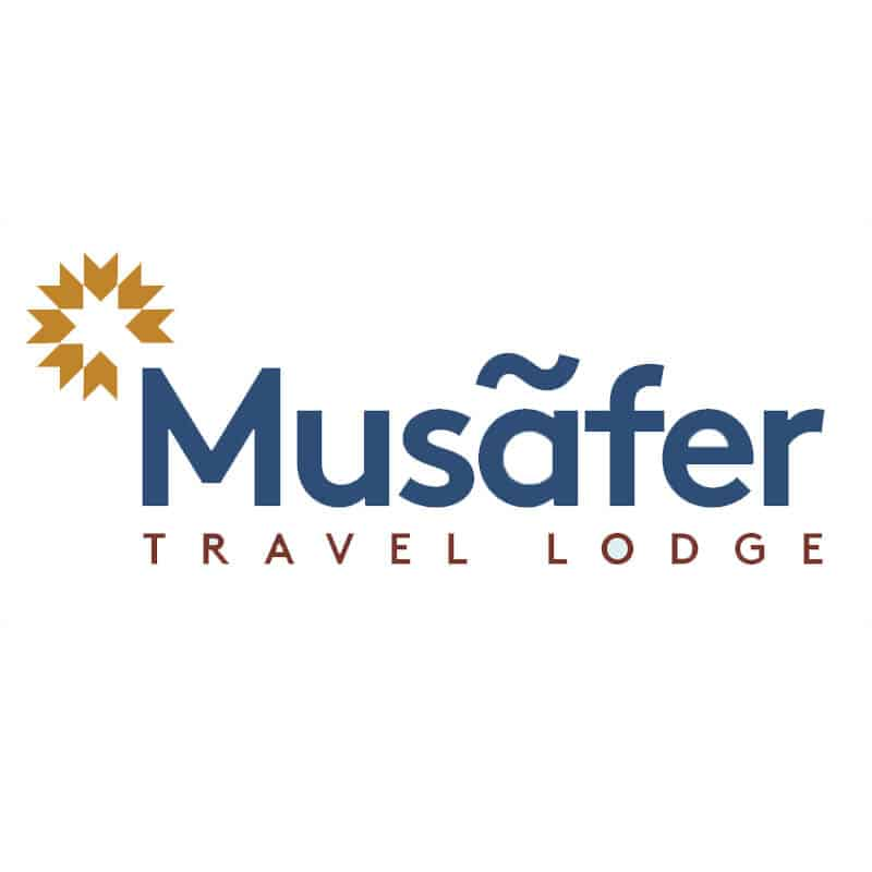Web Design for The Musafer Travel Lodge by DEZIGN-IT