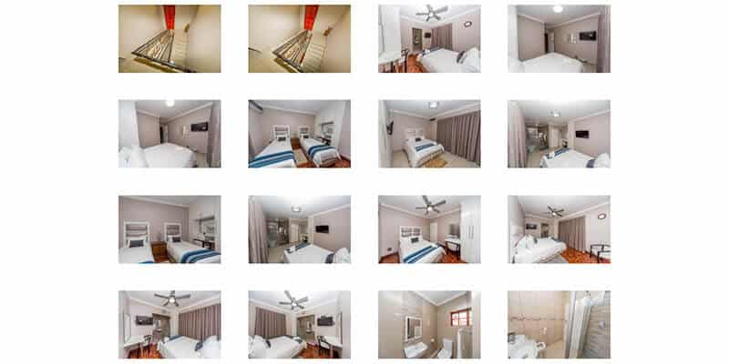 Web Design for The Musafer Travel Lodge