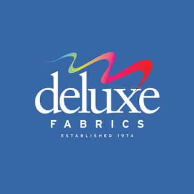 Web Design, Online Marketing and SEO for Deluxe Fabrics by DEZIGN-IT